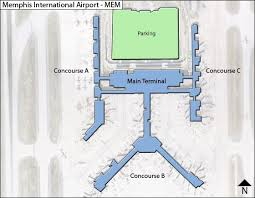 denver terminal b map mem airport terminal map