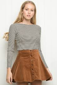 corduroy skirts melville brya corduroy skirt skirts bottoms clothing