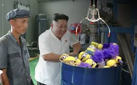 Lube Meme - kim jong un visited a lube factory and of course it became a meme