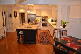 kitchen islands with stoves kitchen breakfast nook traditional kitchen new york by