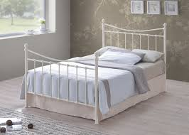 furniturekraze ltd alderley ivory metal bed