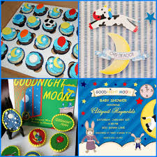 baby shower puppy theme goodnight moon baby shower party ideas pinterest themed baby
