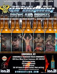several impact wrestling stars added to ovw event check out the
