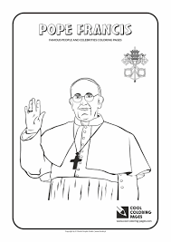pope francis coloring pages cool coloring pages