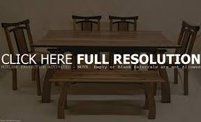 oriental japanese dining room furniture ideas with wooden
