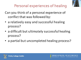 dublin trust and healing dynamics of