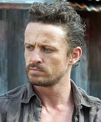 "The ""megalomaniacal"" descriptor comes from the man who plays Monroe, David Lyons. He's not entirely sure about the ""likable"" part yet, but he has been ... - david-lyons-revolution-s2"