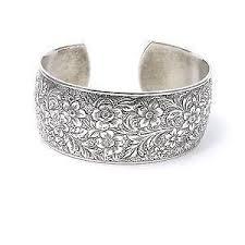 antique sterling silver cuff bracelet images Antique cuff bracelet ebay JPG