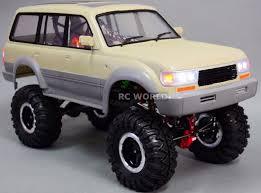 lexus lx450 off road rc 1 10 truck hard body shell toyota land cruiser lexus lx450 for