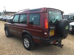 used land rover discovery used land rover discovery 25 td5 gs 7 seater 5dr full service