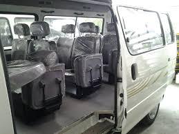 nissan urvan seat transport for rental penang awana tours n travels sdn bhd