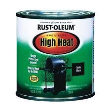 rust oleum 1 2 pint barbe exterior paint ace hardware