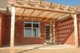 exterior ideas build a pergola perfectly build a