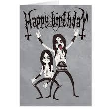 heavy metal birthday cards u2013 gangcraft net