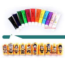 aliexpress com buy 12 colors 3d nail polish uv gel acrylic paint