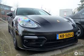 porsche panamera turbo 2017 black porsche 971 panamera turbo 19 january 2017 autogespot