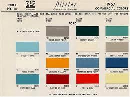 ford car paint colors u0026