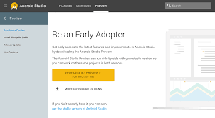 android developers blog calling all early adopters for android