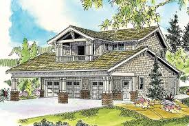 Two Car Garage Plans by Bungalow Garage With Guest Apartment 72649da Architectural