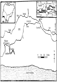 Nigeria State Map by Map Of Epe Lagoon In Lagos State Nigeria Figure 1 Of 1