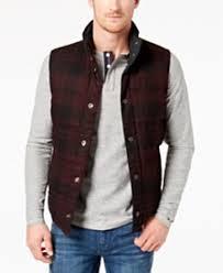 mens vests mens apparel macy u0027s