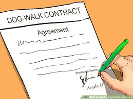 How to Start a Dog Walking Service with wikiHow