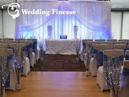 wedding backdrop blue 12 best wedding backdrops by wedding finesse images on