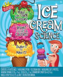 amazon com scientific explorer ice cream science kit toys u0026 games