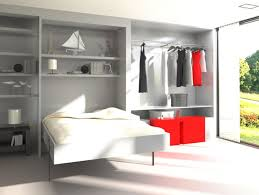 attractive double hidden bed ireland attractive double desk bed