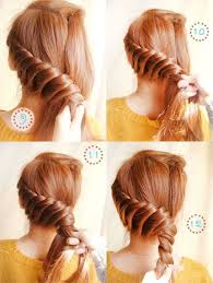 step by step twist hairstyles 117 best hair styles images on pinterest braided hairstyle