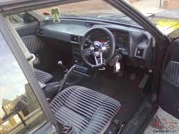 mitsubishi conquest interior 1982 mitsubishi colt sapporo turbo coupe rear wheel drive