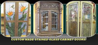 stained glass cabinet doors mesa 480 838 1711 by tumbleweed