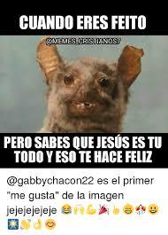 Memes Espanol - cuando eres feito cristianos7 pero sabesquejesusestu todo yeso te