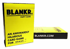 Christmas Party Games For The Office Blankr An Awkwardly Hilarious Card Game For Shandur Games