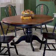 Butterfly Leaf Dining Room Table by Sunset Trading 48 Inch Round Dining Table With Butterfly Leaf
