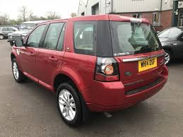 red land rover used red land rover freelander for sale gloucestershire