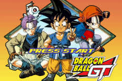 dragon ball gt volume 1 gameboy advance video rising sun