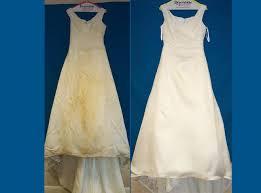 cleaning wedding dress wedding dress restoration wedding corners