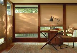 light filtering shades u0026 blinds for home offices the louver shop