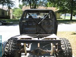 homemade 4x4 truck toyota truck rear roll cage u2013 diy metal fabrication com