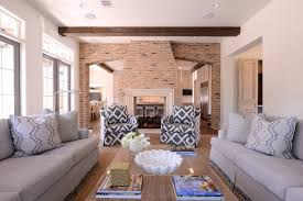 Two Sided Couch Two Sided Fireplace Transitional Living Room Munger Interiors