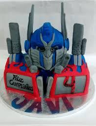 optimus prime cakes cake optimus prime cake by mosa cakesdecor
