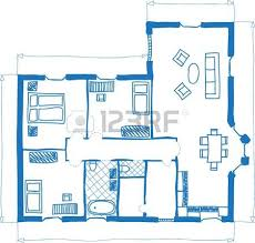 Floor Plan Furniture Clipart Floor Plan Clipart Clipground