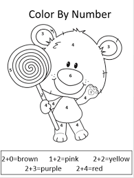 addition coloring pages grade drill worksheets first 1st sheets