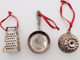 mini ornaments for a kitchen tree just add ribbon and hang crafts