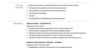 top schools for makeup artistry retail makeup artist resume sle template freelance exlesmat