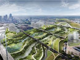 Dallas Tx Zip Code Map by Dallas Is Getting An Urban Park 11 Times As Large As Central Park