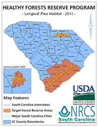 healthy forests reserve program nrcs south carolina