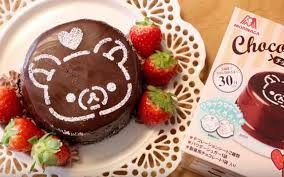 celebrate valentine u0027s day with a microwave rilakkuma chocolate