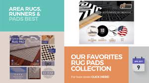 rug pads for area rugs our favorites rug pads collection area rugs runners u0026 pads best